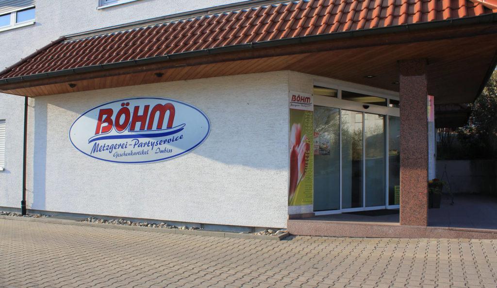 Metzgerei Böhm