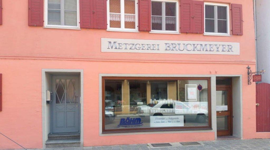 Metzgerei Bruckmeyer in Nördlingen
